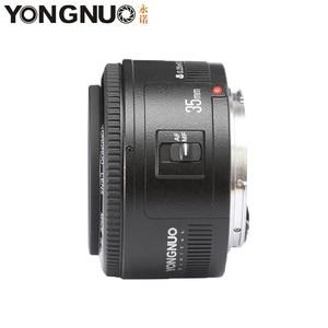 Image 3 - 용인 35mm 렌즈 YN35mm F2 렌즈 1:2 AF/MF 광각 고정 초점/대형 조리개 자동 줌 렌즈 Canon EF Mount EOS 카메라