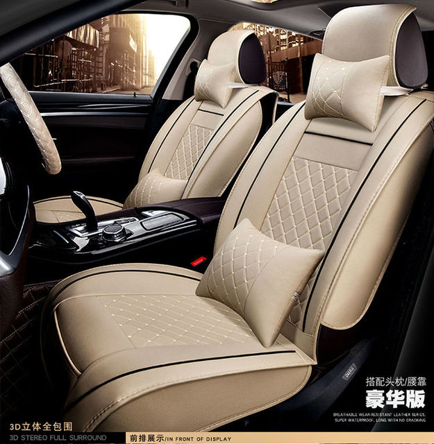 Automotive Seat Cushion Car Seats Covers Pu Pads Mats For ROVER 75 MG TF 3