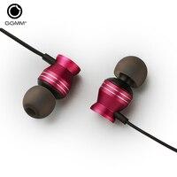 GGMM C300 Earphones For Phones In Ear Earphone Heavy Bass Metal Earphone Noise Cancelling Bass Phone