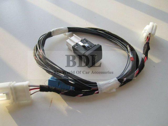 OEM VW Jetta MK5 5 GOLF 6 MK6 VI ESP OFF ASR Switch Button With Harness/Cable 5K0 927 117
