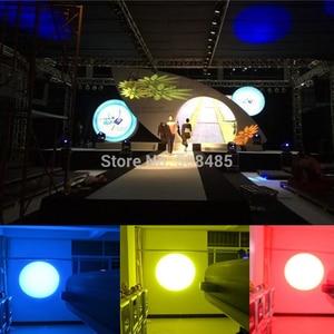 Image 5 - ใหม่ล่าสุด 330 W LED ติดตามไฟสปอตไลท์กำลังไฟ 330 W LED ติดตาม Tracker เที่ยวบินสำหรับงานแต่งงาน/ theater Performance