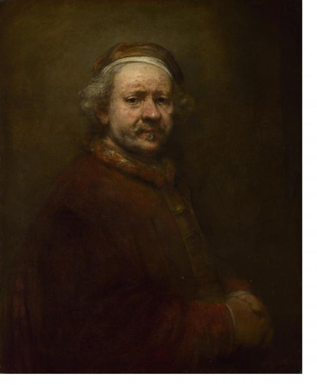 wholesale painting # TOP classical art work Rembrandt Harmenszoon van Rijn 023 replica print oil painting ON canvas