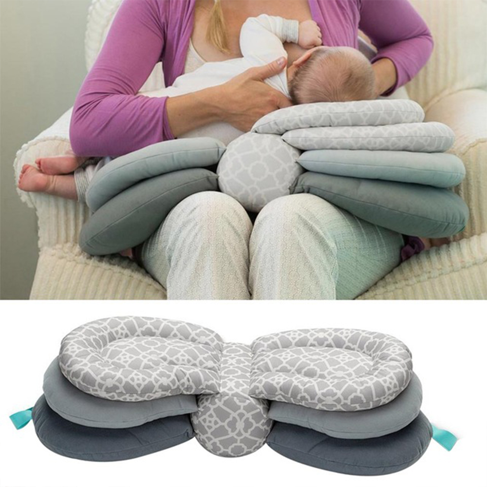 Baby Pillow Newborn Pregnant Multifunction Nursing Pillows Breastfeeding Layered Adjustable Infant Feeding Cushion Pillow baby pillows multifunction nursing breastfeeding layered washable feeding pillow adjustable cushion infant breastfeeding pillow