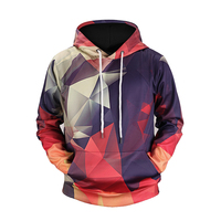 3D Recative Diamond Hoodies Men Women Spring Autumn Hoodie Sweatshirts Casual Tracksuits Streetwear Hoody Sweatshirt Plus