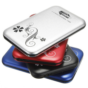 Image 5 - Metal Case Portable External Hard Drive 2.5 HDD  1TB  USB 3.0 Laptop Mobile Hard Drives For Windows Mac