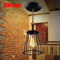 Small Hob Dome Light American Country Industry Wind Restoring Ancient Ways LED The Balcony Porch Corridor