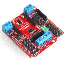 Free ship 30pcs with tracking number Xbee sensor shield V5 with RS485 and BLUEBEE Bluetooth interface for arduino