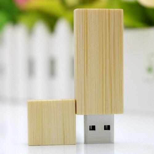 100% Real Capacity USB 3.0 Wooden Gift Box Pen Drive USB 2TB Flash Drive 32GB Pen Disk Flash Memory Stick 64GB 128GB 512GB Card