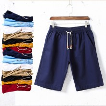 hot deal buy casual shorts mens pure color board shorts men shorts quick dry bermuda casual jogger plus size m-5xl pantalones cortos hombre 9