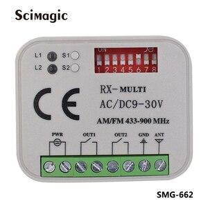 Image 2 - Гаражный приемник для Marantec 433,92 МГц и 868,мгц, дистанционный гаражный приемник, приемник Marantec для ворот