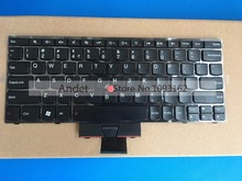 New Original For Lenovo ThinkPad E120 E125 E130 E135 font b Keyboard b font 04W0944 63Y0047