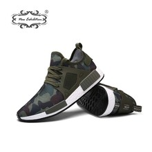 New exhibition Men's shoes breathable lightweight mesh camouflage casual shoes Outdoor Military Men Army sneaker Krasovki 39-40