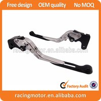 Adjustable Folding Extendable Brake Clutch Levers For Honda VF750S SABRE 1982 1986