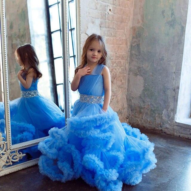 Online-Shop Cloud kleine blume mädchen kleider für hochzeiten baby ...