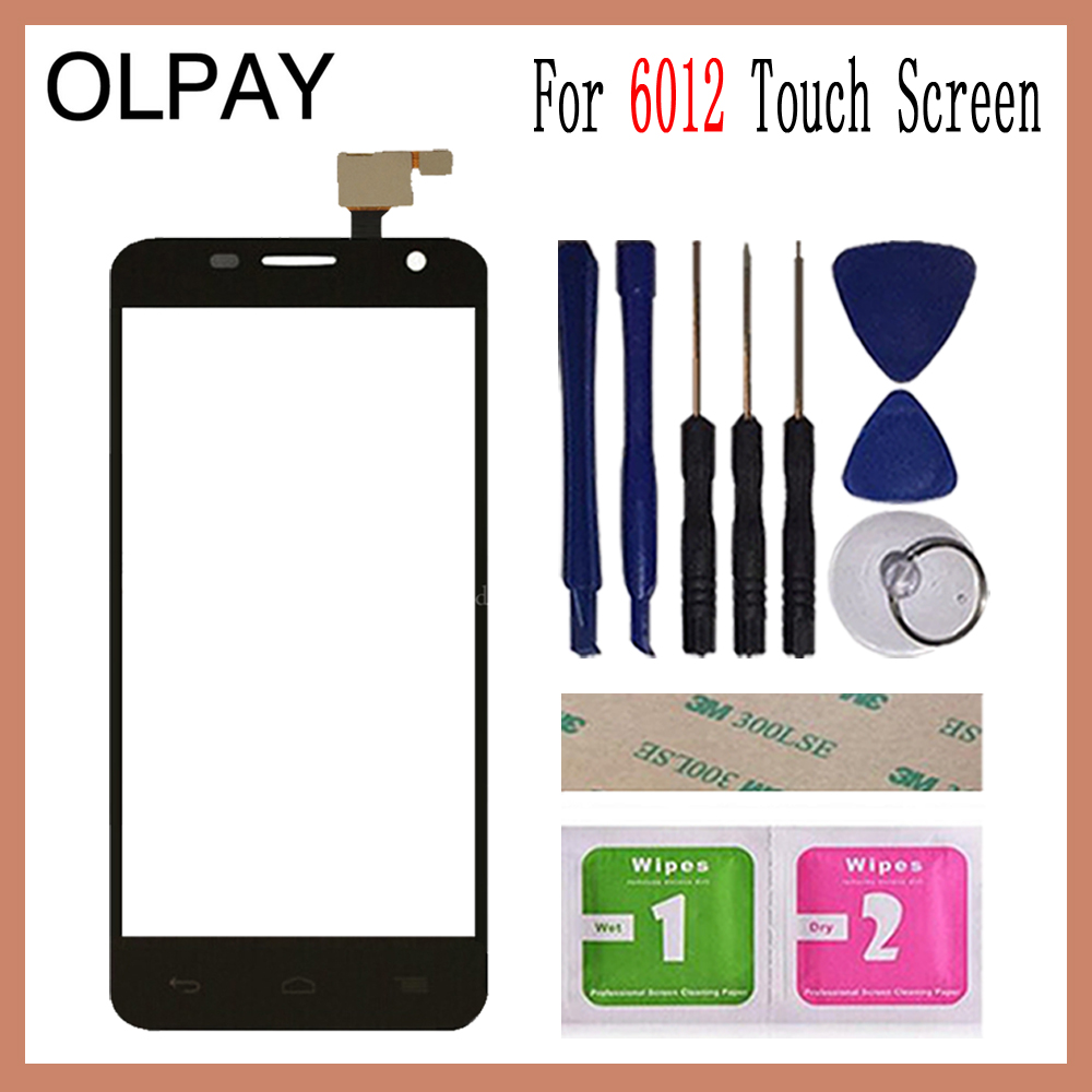 OLPAY 4.3 Mobile Phone Touch Screen Digitizer For Alcatel One Touch Idol Mini 6012 6012A 6012X OT6012 Touch Glass SensorOLPAY 4.3 Mobile Phone Touch Screen Digitizer For Alcatel One Touch Idol Mini 6012 6012A 6012X OT6012 Touch Glass Sensor