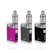 Original ismoka Eleaf iStick Pico Mega TC Kit 80W Pico Mega 18650 26650 Box Mod Vape and 4ml Melo III Atomizer Tank Vaporizer