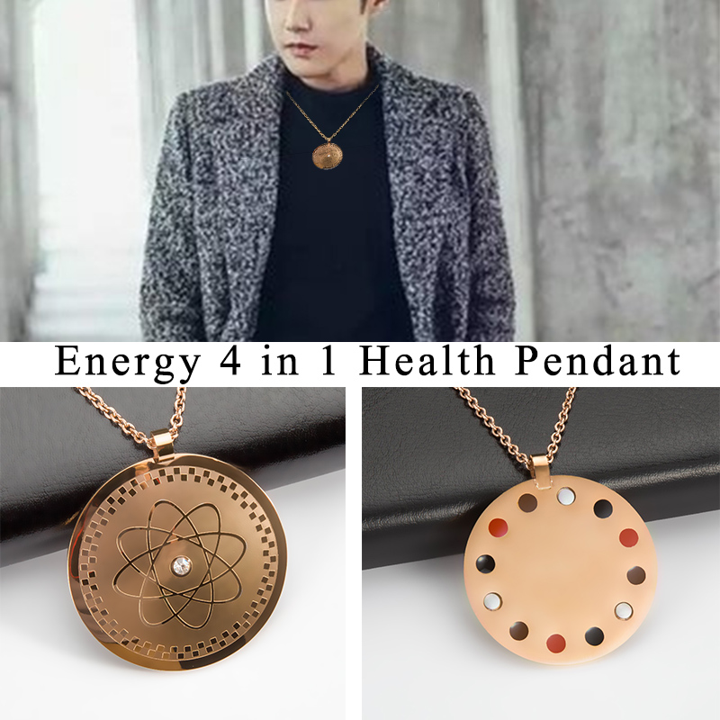 Casual Fashion Energy Generic Health Necklace A Variety Of Health Elements For A Variety of Occasions And A Variety of Purposes