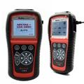Новый 100% оригинал Autel Автоссылка al619 ABS/SRS OBDII CAN Диагностический Инструмент Профессиональные Авто code reader DHL бесплатная доставка