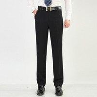 2016 Silk Dress Pants For Men Autumn Winter Men S Suit Pants Big Size Male Dress