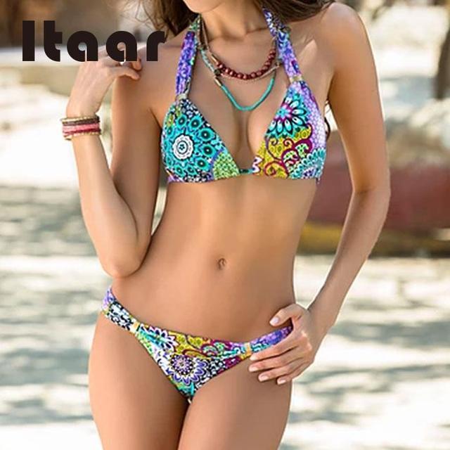 Vessos Bikinis Women Brazilian Maternity Swimwear Boetie Beach Swimsuit Biquini