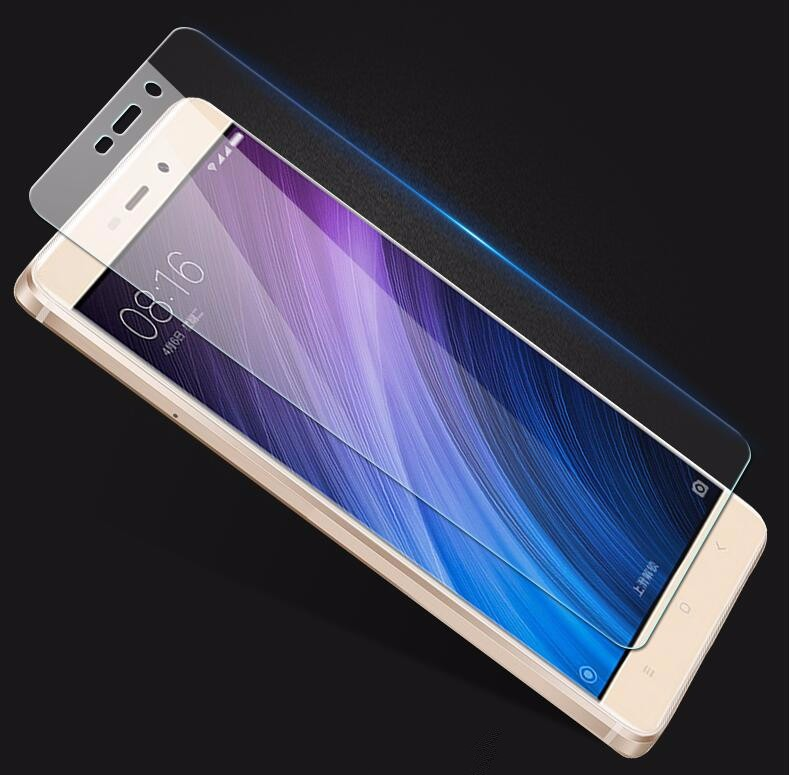 Image 2 - 2PCS Glass For Xiaomi Redmi 4A Screen Protector Tempered Glass For Xiaomi Redmi 4A Glass Phone Film For Xiaomi Redmi 4A 5A 6A <-in Phone Screen Protectors from Cellphones & Telecommunications