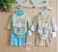 Foreign Trade Of The Original Single Original Single Three Piece Children S Clothing Suit Baby Romper