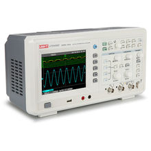 Wholesale UTD4302C Digital Storage Oscilloscopes 2 Channels 300MHz 2GS/s 24kpts Memory Depth oscilloscope with 4000 Count multimeter