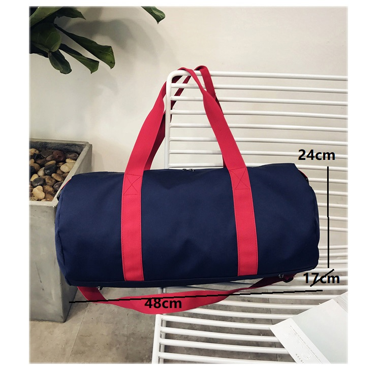 0d9775b6eb Women s Duffle Bag Weekend Bag Travel Totebag Women Travel Bags Waterproof  Nylon Cross body 55 Bag Bolsos Viaje de Mujer -in Travel Bags from Luggage    Bags ...