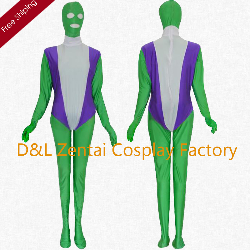 Free Shipping DHL Two Pieces She hulk Marvel Comics Female Lycra Superhero Costume Halloween Cosplay Party Zentai Suit SH114-in Anime Costumes from Novelty ...  sc 1 st  AliExpress.com & Free Shipping DHL Two Pieces She hulk Marvel Comics Female Lycra ...