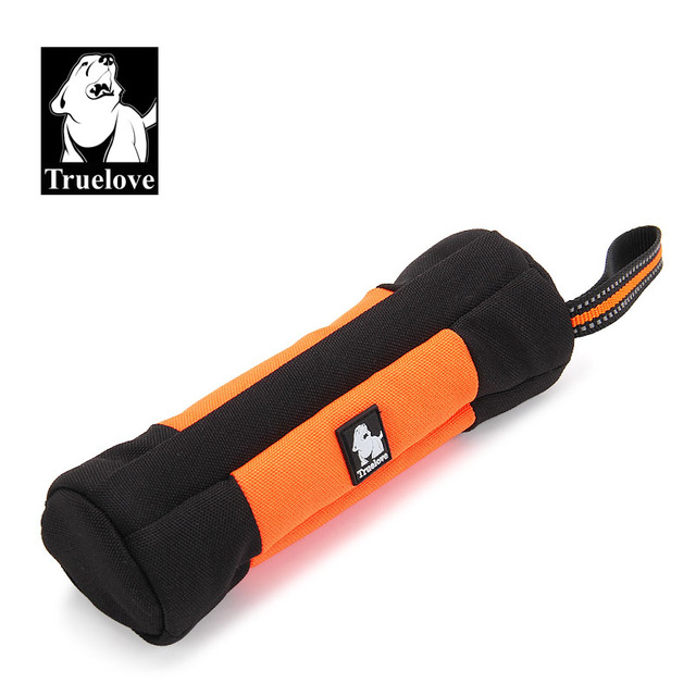 Truelove Feed Dummy Dog Pet Treat Bag Reflective Dog Training Carry Treats Dog Toys Pet Feed Pocket Pouch Poop Bag Dispenser