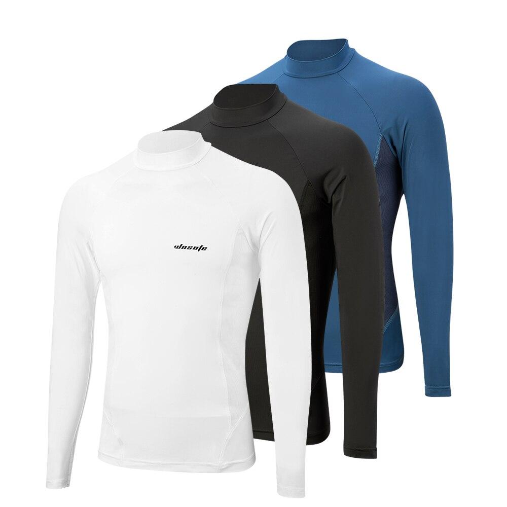 Chemise de Golf mince glace soie crème solaire chemise de fond résistant aux ultraviolets hommes T-shirt à manches longues