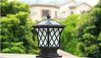 Водонепроницаемый лужайке в саду света Стигма могут быть вставлены D супер яркий садовые фонари наружного освещения Continental