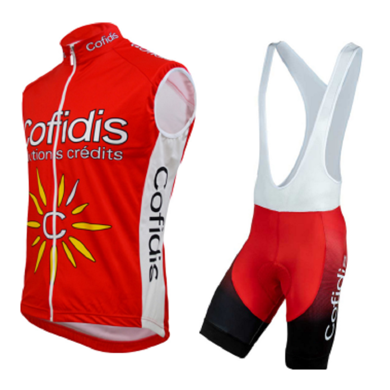 2019 cofidis pro team men summer breathable Northwave short sleeve cycling Jersey suit ropa ciclismo bicycle Jersey wear shorts