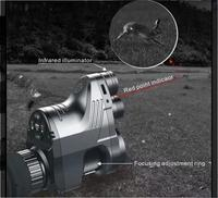 PARD Pred Infrared Night Vision Telescope Hunting Night Vision Set Sight Digital HD Night Vision Hunting Special