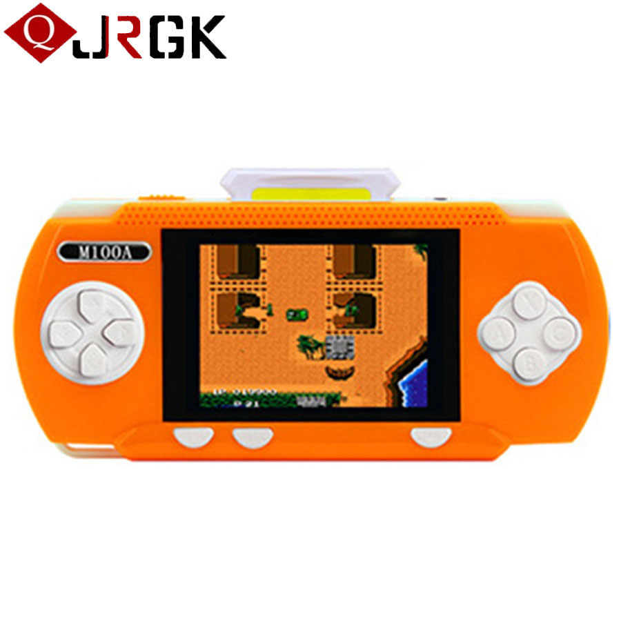 JRGK Games Console Mini Tetris Child Classic Video Game Player Portable 3.2 inch Color PVP Handheld Game Built-in 328 Game Kid
