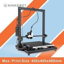 Цена завода XINKEBOT ORCA2 Лебедь 3D Принтер Extreme Большой BuildTak 400*400*480 Одноместный & Двойной Экструдер 1 кг Свободной Нити НОАК/ABS