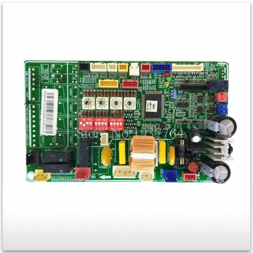 95% new for Air conditioning computer board circuit board DB91-00921C DB93-05959S DB41-00364A good working wire universal board computer board six lines 0040400256 0040400257 used disassemble