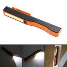 4 colors Mini Portable 1*COB LED+1*LED Flashlight 2 Modes Super Bright Pocket Flash Torch Light Power By 3*AAA Batteries цена