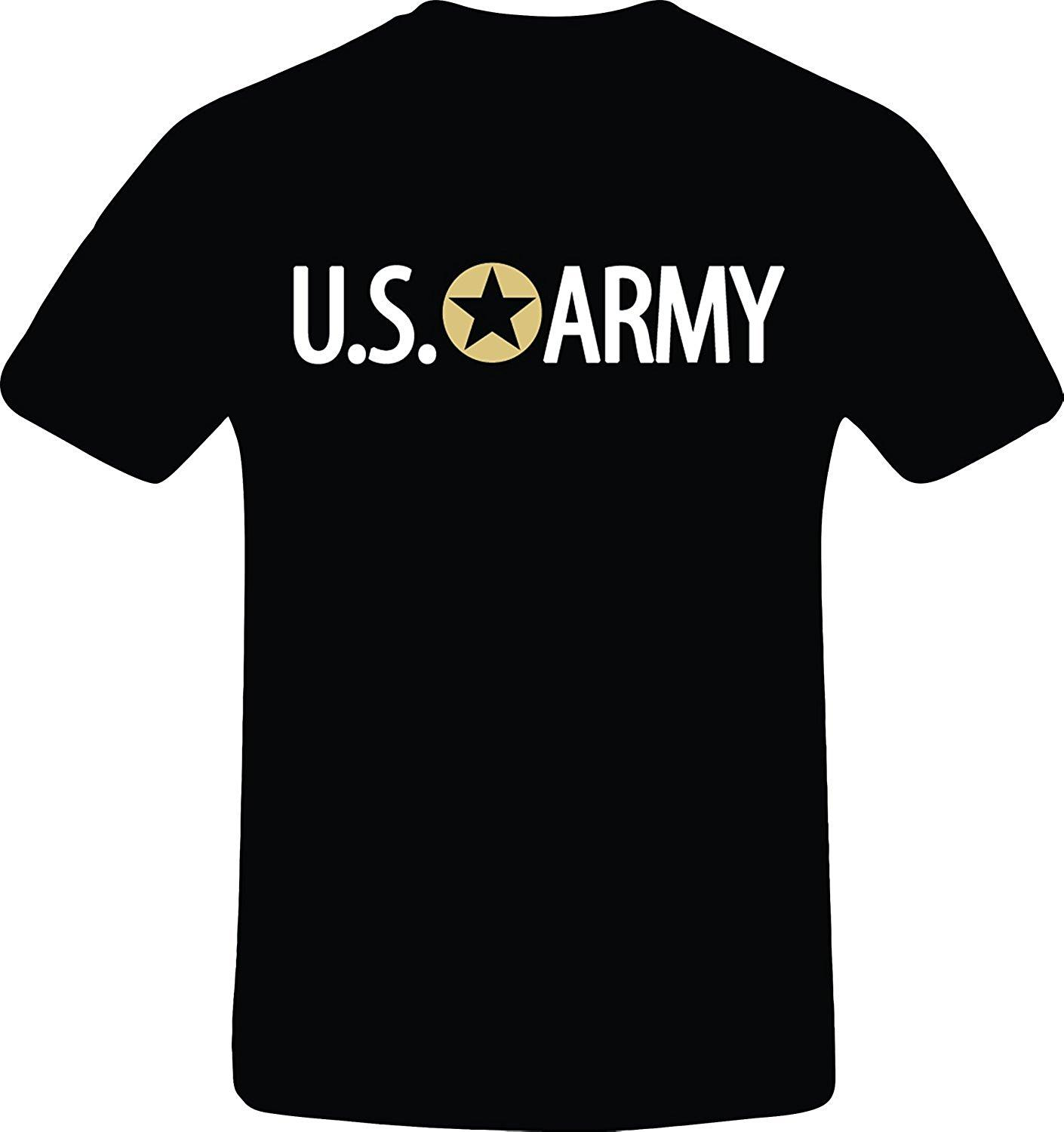 Style vintage tees funny short top us army custom t for Best custom t shirt