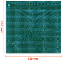 A2 Cutting pad Manual pad Two sided cutting board Cutting pad engraving board Rubber stamper blade