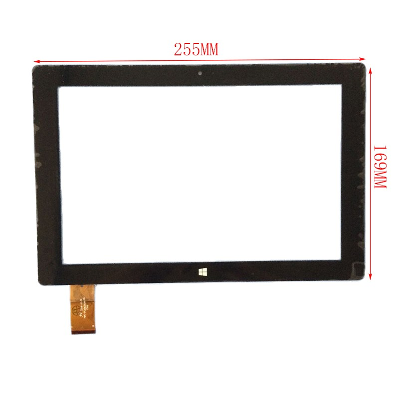 New 10.1 Inch Touch Screen Digitizer Glass Sensor Panel For DEXP Ursus GX210 Free Shipping new for 7 inch dexp ursus z170 kid s tablet capacitive touch screen panel glass sensor replacement free shipping