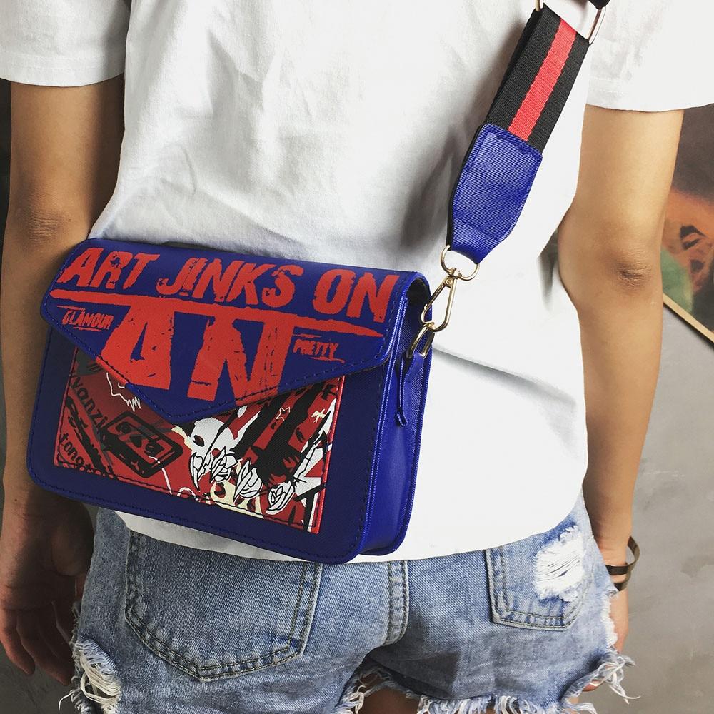 efa6d3dca669 2018 ilvia Fashion Handbags Women Letter Handbag Shoulder Bag Messenger  Large Tote Leather Ladies Purse Sacos Senhoras Hot