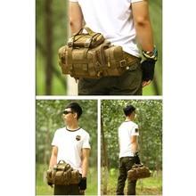 Military men travel 1680 d nylon big Waist pack inclined shoulder bag multi-purpose super SLR camera pocket the female bag