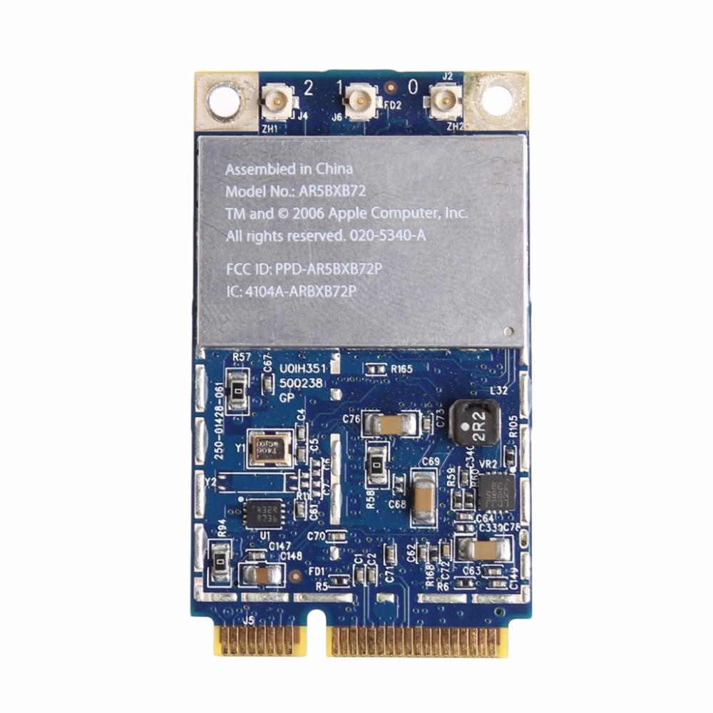 Networking Ssea Wholesale Atheros Ar5008 Ar5bxb72 Ar5418 Mini Pci-e Wifi Wireless Card For Ibm T60 T61 X60 X61 42t0825