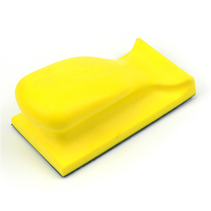Image 4 - POLIWELL 1 шт. 1 ~ 6 дюймов PU пена шлифовальный держатель диска Наждачная бумага подложка полировальная подушка ручной шлифовальный блок все размеры шлифовальный коврик