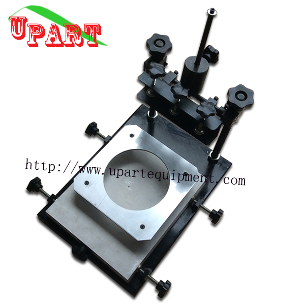 Small Balloon Printing Machine, Manual Balloon Screen Printing Machine With Accessories