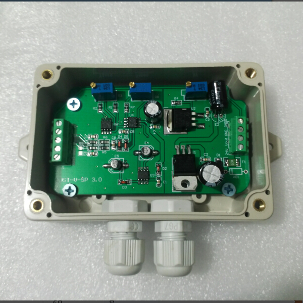 цена на Weighing sensor amplifier 4-20ma/ sensor transmitter 0-10v/ weight transmitter /0-5v