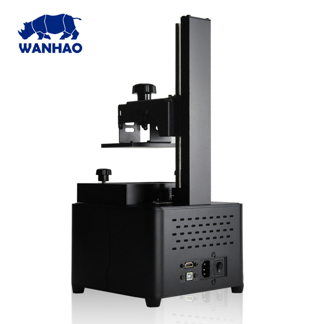 2017 New Printing Machine Wanhao DLP 3D Printer Professional 3D Printer Most Popular In Medical Products, Jewelry And Education