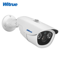 Witrue AHD Surveillance Security Camera Sony IMX323 Image Sensor 1080P Resolution With 2pcs Power Array Led