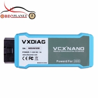 2018 New Arrival VXDIAG VCX NANO WiFi Version 5054 ODIS V3.03 for Audi/VW/Skoda/Seat Support UDS Protocol Better than VAS 5054A